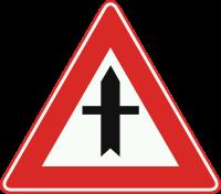 B3 Voorrangskruispunt