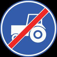 F12 Einde verplicht gebruik passeerstrook voor motorvoertuigen die niet sneller kunnen of mogen rijden dan 25 km-u