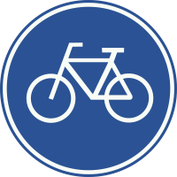 G11 Verplicht fietspad