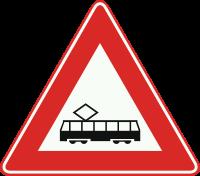 J14 Tram (kruising)