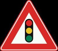 J32 Verkeerslichten